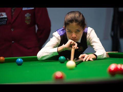 Frauen Snooker